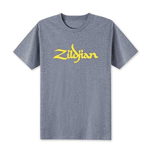 Bkshirt Yellow Zildjian Men