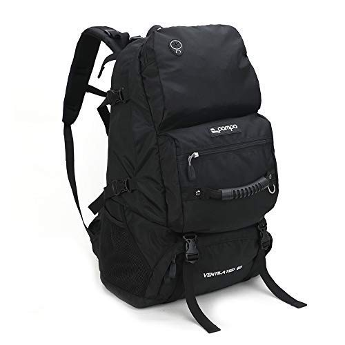 Newly Launched 60L Waterproof Backpacks mountaineering, for women or Backpacks men haul for short & long haul travelling, outdoor sports, mountaineering, hiking, camping(L) [並行輸入品] B07R3Y63P5, ベリーズマリン:238d125c --- anime-portal.club
