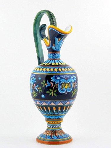 Amazon Hand Painted Italian Ceramic 157 Inch Geometric Amphora