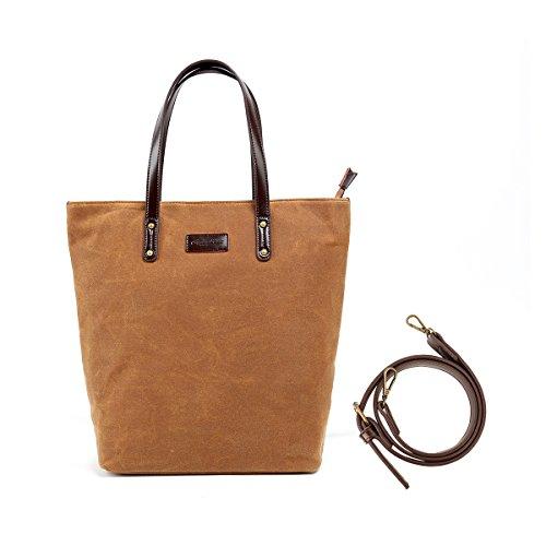 3dd0120cdd60 Totes Bag Canvas Angelina s Palace Waxed Waterproof Bag Shoulder Bag