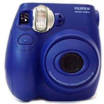 Fujifilm Instax Mini 7S Instant Camera Indigo Certified Refurbished