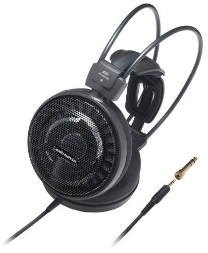 Audio-Technica ATH-AD700X Audiophile Open-Air Headphones by Audio-Technica