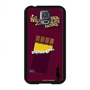 Custom Willy Wonka and the Chocolate Factory Samsung Galaxy S5 Case,Willy Wonka Funda For Samsung Galaxy S5