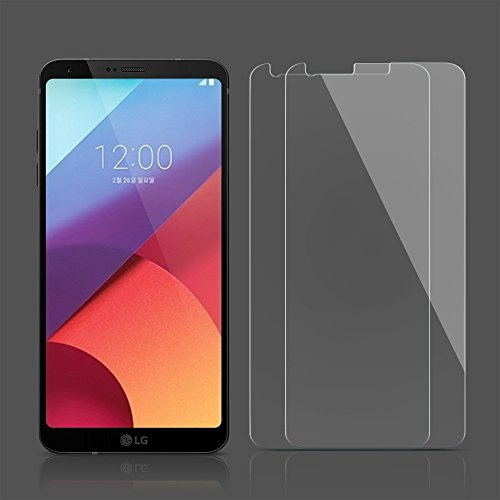 LG G6 Screen Protector, NOKEA Superior Protection Coverage Ultra-Thin Toughened Shatterproof [Tempered Glass] Screen Protector [Life-Time Warranty] by NOKEA (Image #3)