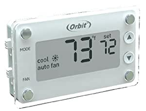 Orbit Clear Comfort Non-Programmable 83501 Thermostat by Orbit