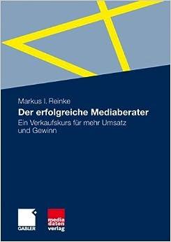 Book Der erfolgreiche Mediaberater