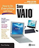 How to Do Everything with Your Sony Vaio (How to Do Everything)