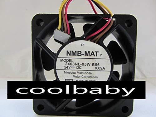 - FidgetFidget 2pcs Wholesale Original -MAT 2408NL-05W-B56 4line Drive Fan 6020 24V 0.09A