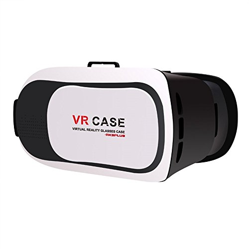 hot sale Cellto [C-028] 3D VR Virtual Reality Headset Glasses [Immersive Experience] [Enhanced Movies and Video Games] for Apple / Samsung / Android Smartphones