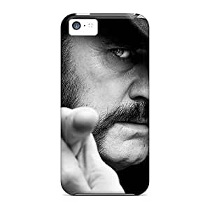 MarieFrancePitre Iphone 5c Perfect Cell-phone Hard Cover Unique Design Vivid Motorhead Band Pictures [eHi9259FTpl]