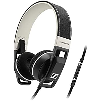 Sennheiser Urbanite On-Ear Headphones - Black