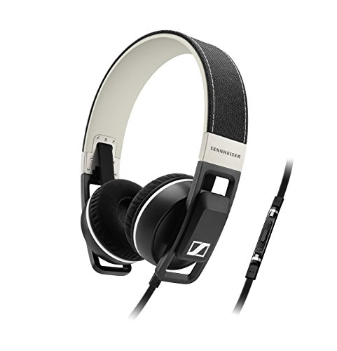 Sennheiser Urbanite On-Ear Headphones - Black by Sennheiser