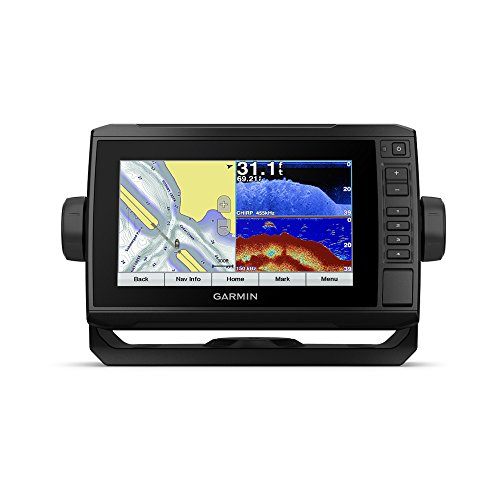 Garmin Echomap Chirp 73Cv with transducer, 010-01800-01