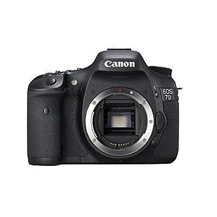amazon com canon eos 7d 18 mp cmos digital slr camera body only rh amazon com manual canon eos 7d español manual canon eos 700d español