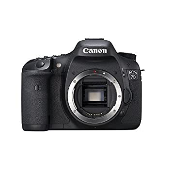 bcaf0c50a51a17 Canon EOS 7D 18 MP CMOS Digital SLR Camera Body Only (discontinued by  manufacturer)