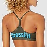 Reebok Crossfit Skinny Bra, Poplar Green, L