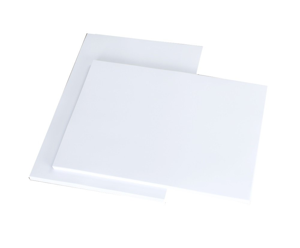 House of Card & Paper A5 220 GSM Card - White (Pack of 100 Sheets) HCP283