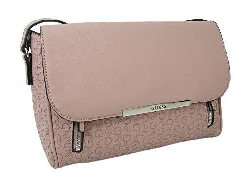 Body Purse Hand Logo Bag New G Dust Rhett Guess Messenger Rose Cross Pink xn5RwT8pf