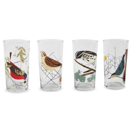 Charley Harper Birds Glasses Box product image