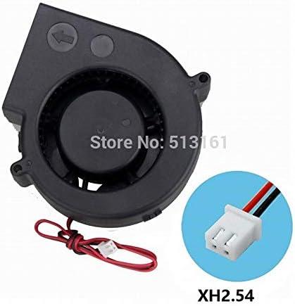 2pcs//lot 979733mm Big Flow Cooling 97mm 9cm 9733 DC Blower Fan 12V