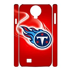 3D Samsung Galaxy S4 Cases Tennessee Titans Logo, Samsung Galaxy S4 Cases Tennessee Titans, [White]