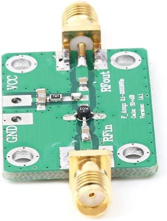 0.1-2000MHz RF Wideband Amplifier 30dB Low-noise LNA Broadba