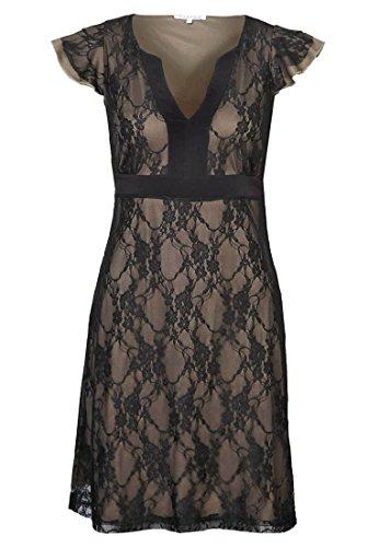 long black evening dress size 10 - 6