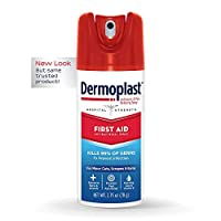 Dermoplast First Aid Spray, 2.75 Ounce Can, Antiseptic & Anesthetic (Packaging May Vary)