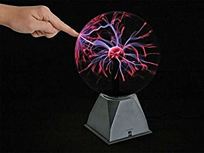 PowerTRC Plasma Nebula Ball, 7-Inches