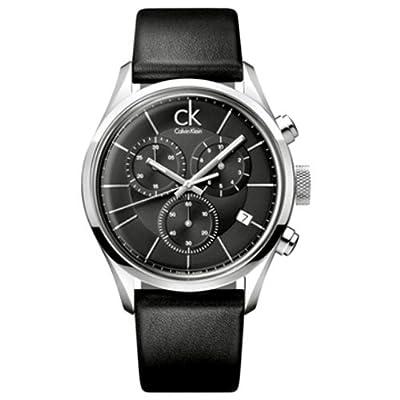 Calvin Klein Masculine Men's Quartz Watch K2H27102