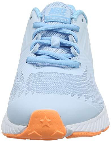 Tint Star Blue White Mehrfarbig 404 Nike Runner Jungen Laufschuhe Cobalt GS Chill Zw8T50q