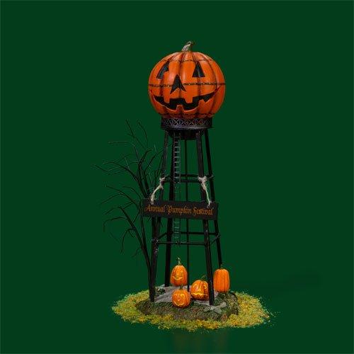 Department 56 Halloween Water Tower