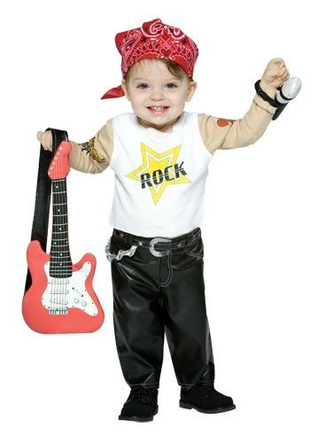 Futur (Rock Star Costumes With Shirt)