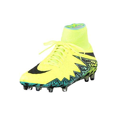 1cdf0ec46f07 Nike Hypervenom Phantom II FG 747213-703 Volt Turqoise Jade Men s Soccer  Cleats