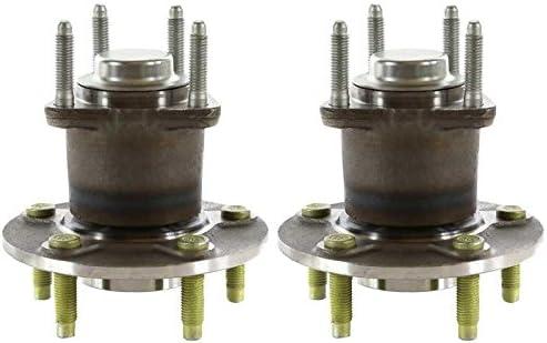 Auto Shack HB612289PR Rear Pair 2 Wheel Hub Bearing Assemblies 5 Stud