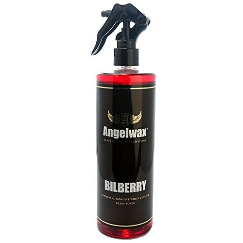 Angelwax Bilberry Ready To Use (RTU) 500ml - Superior Wheel Cleaner, Non-Acidic - Safe for All Auto Wheels