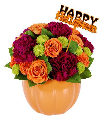 surprise flowers halloween day flower delivery halloween day flower arrangements halloween day bouquet