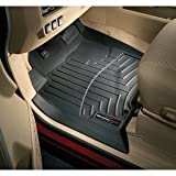 WeatherTech Custom Fit Front FloorLiner for Subaru Legacy/Outback (Black)