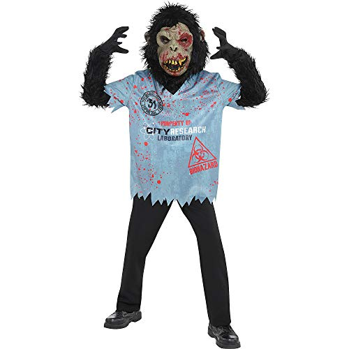 Amscan Zombie Chimp Costume - Large (12-14)]()