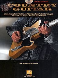 Danny Gatton Guitar (Hal Leonard Red Hot Country Guitar (Book and CD)