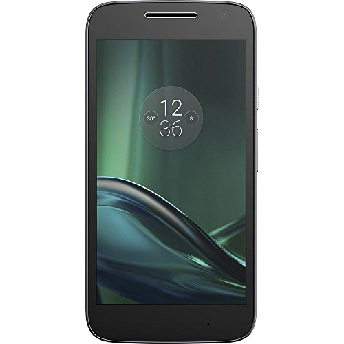 Verizon Wireless Prepaid - Moto G4 Play 4g Lte With 16gb Mem