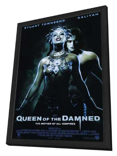 queen-of-the-damned-27-x-40-framed-movie-poster
