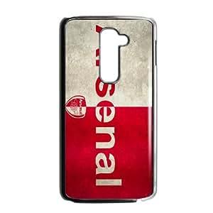 Language still DIY Case Arsenal FC For LG G2 QQW912056