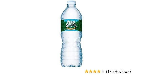Poland Spring Bottled Water, 16 9 oz, 35 Count