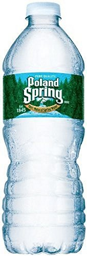 Poland Springs Bottled Water - Poland Spring Bottled Water, 16.9 oz, 35 Count