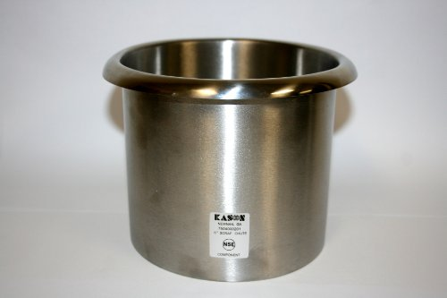 Kason Stainless Steel Scrap Chute - NSF ()
