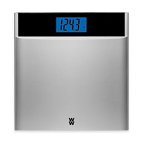 Weight Watchers® Digital Plastic Scale