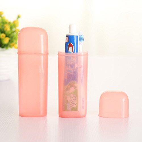 Sealike Portable Plastic Toothbrush Organizer product image