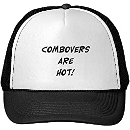 Cap clothes Funny Combovers are Hot! Trucker Hat