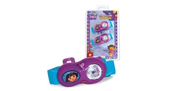 Amazon.com: Linterna frontal LED, Pack de 2: Toys & Games